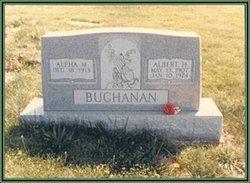 Alpha Mable <i>Crafton</i> Buchanan