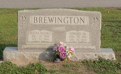 Oletha <i>Holmes</i> Brewington