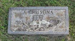 A. Christina Early