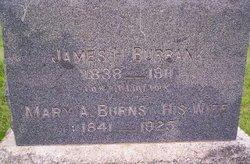 Mary A. <i>Burns</i> Burbank