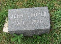 John F Doyle