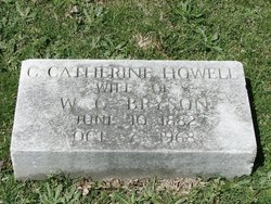 C Catherine <i>Howell</i> Bryson