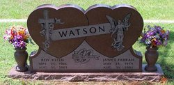 Roy Keith Watson