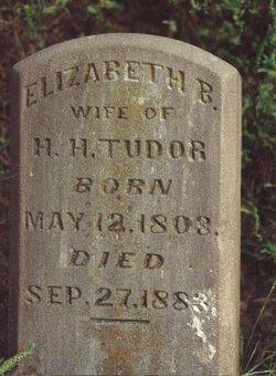 Elizabeth Bernard <i>Terrill</i> Tudor