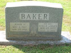 Lella Ann <i>Jones</i> Baker