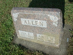 Ida Zolula <i>Blankenbaker</i> Allen