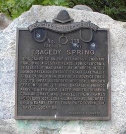 Tragedy Spring Cemetery