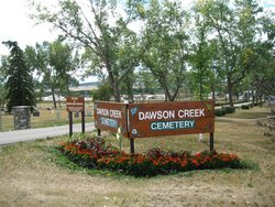 Dawson Creek City Cemetery