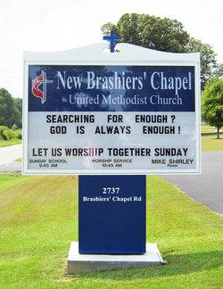 New Brashiers Chapel United Methodist Church Cemet