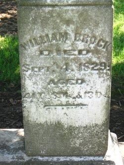 William Brock