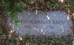 Josephine <i>Braley</i> Barnes