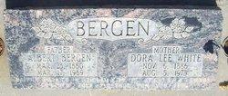 Dora Lee <i>White</i> Bergen