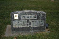 Mary Ann <i>Leslie</i> Porter