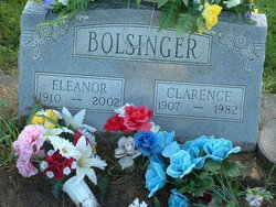 Clarence Edward Bolsinger