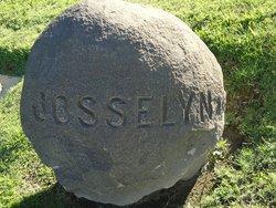 Franklin Josselyn