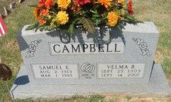 Velma Beatrice <i>Frierson</i> Campbell