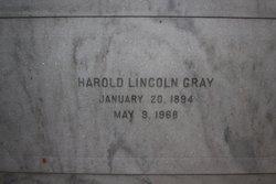 Harold Lincoln Gray