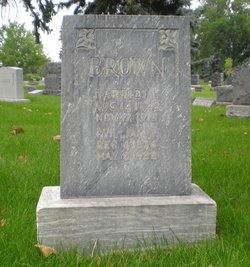 Harriet P. Brown