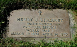 Henry Jeremiah Stickney
