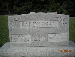 Harold Frederick Banderman
