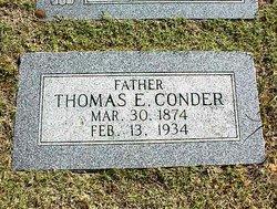 Thomas E Condor