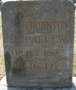 Thornton L Ballew