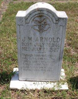 James Monroe Dad Arnold