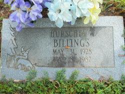 Hurschel W Billings