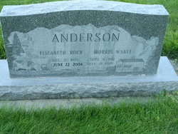 Elizabeth <i>Rock</i> Anderson