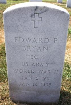 Edward P Bryan