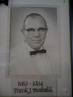 Frank Joseph Mushalik