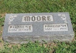 Arza Marion Moore