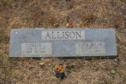Sara Helen <i>McKain</i> Allison