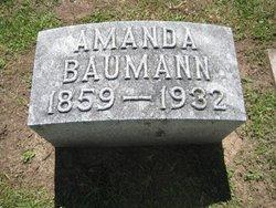 Amanda <i>Ecke</i> Baumann