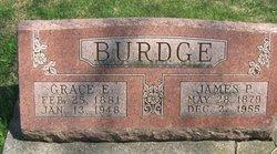 Grace Ethel <i>Cobb</i> Burdge