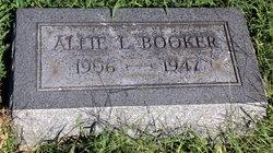 Allie L. Booker