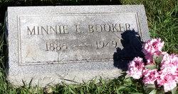 Minnie Edith <i>Nichols</i> Booker