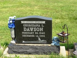 Georgiana L. Dawson