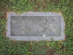 Dr John Isaac Ike Allison