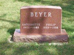 Antoinette <i>Dragoun</i> Beyer