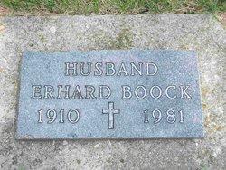 Erhard Boock
