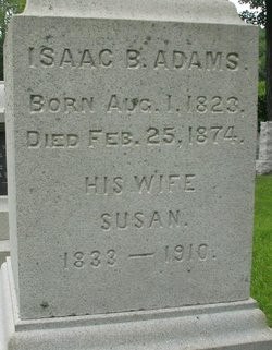 Susan <i>Grant</i> Adams