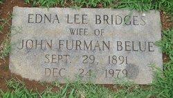 Edna Lee <i>Bridges</i> Belue