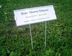 Ryan Thomas Gingras