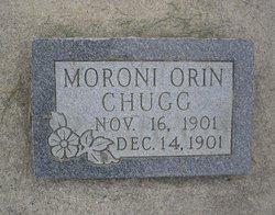 Moroni Orin Chugg