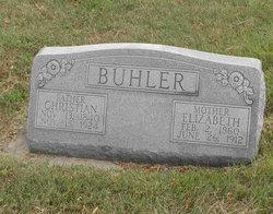 Christopher Buhler