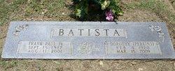 Dorothy Frances <i>Perkins</i> Batista