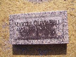 Myrtle Olive Bell