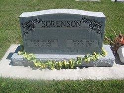Muriel <i>Anderson</i> Sorenson