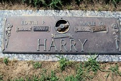 Mrs Marie Ona Marie <i>Dennison</i> Harry